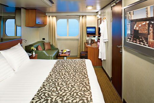 Spa Ocean View Stateroom