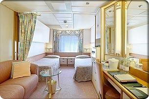 Balcony Stateroom - Guaranteed