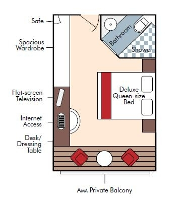 Panoramic Balcony Suite - Single