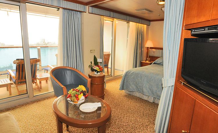 Premium Suite with Balcony – [S5]