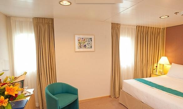 Deluxe Stateroom - Outside