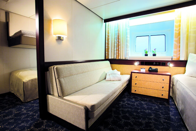 Four Berth Oceanview