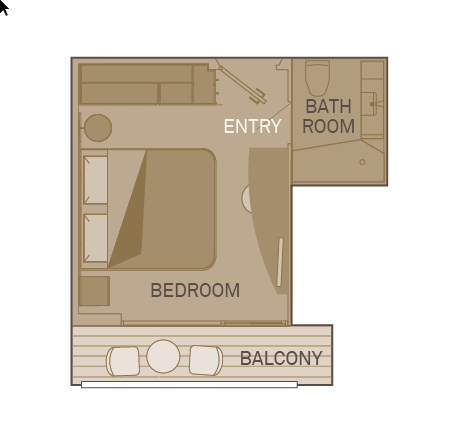 Balcony Suite