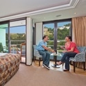 Twin Balcony Suite