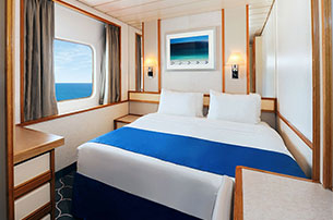 Small Oceanview Stateroom