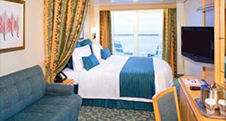 Deluxe Oceanview with Balcony