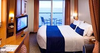 Deluxe Ocean View with Balcony