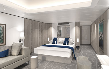 Ocean View Stateroom - Guarantee