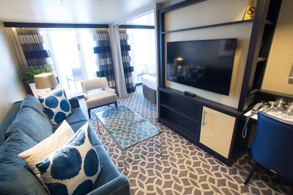 Grand Suite – 1 Bedroom