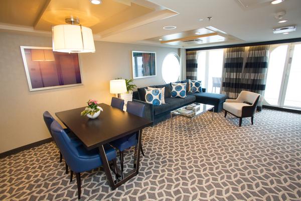 Owner's Suite – 1 Bedroom
