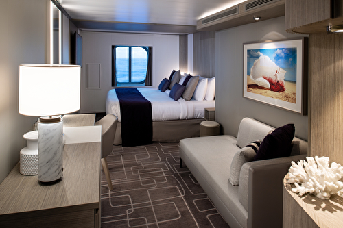 Ocean View Stateroom - Guaranteed