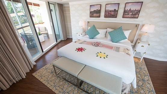 French Balcony Suite