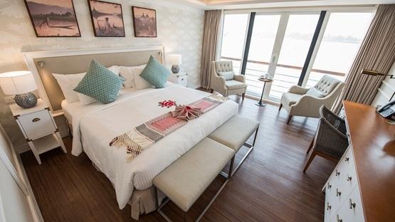 French Balcony & Window Suite