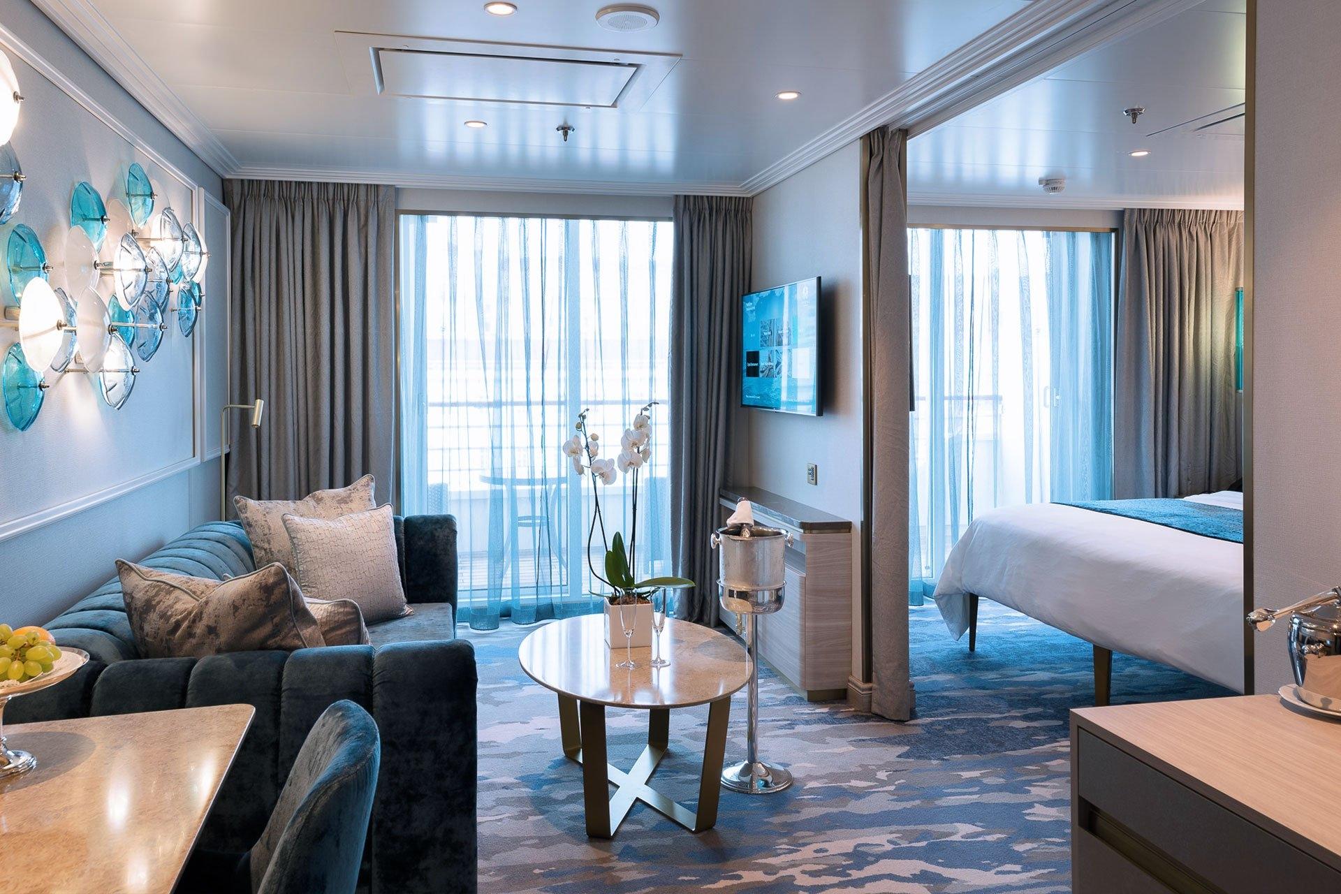 Seabreeze Penthouse Suite