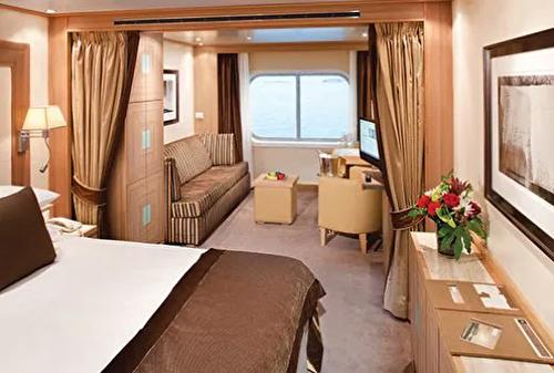 Ocean View Suite - Guaranteed