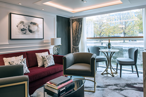 Two Bedroom Crystal Suite with Panoramic Balcony-Window