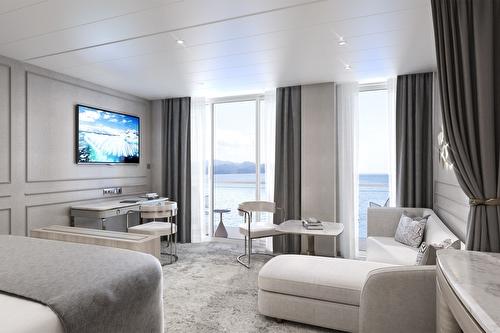 Penthouse Suite with Verandah