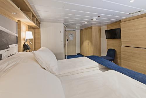 Superior Inside Cabin
