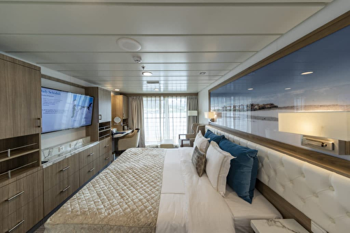 Captain's Suite