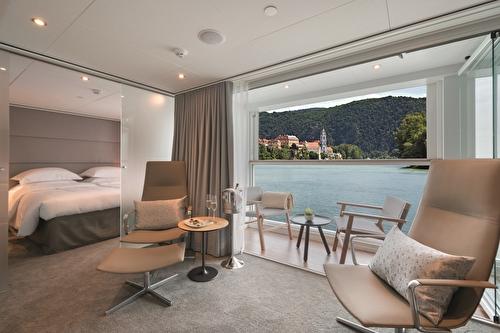 Owner's One Bedroom Suite