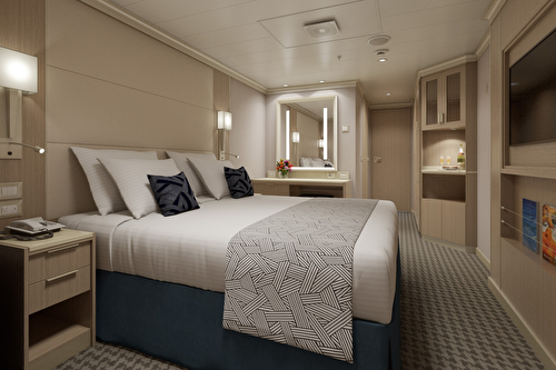 Spa Interior Stateroom