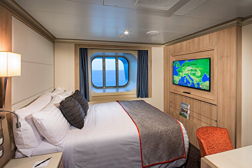 Single Ocean View Stateroom