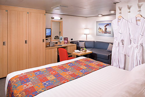 Interior Spa Stateroom