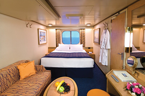 Large Ocean view Stateroom