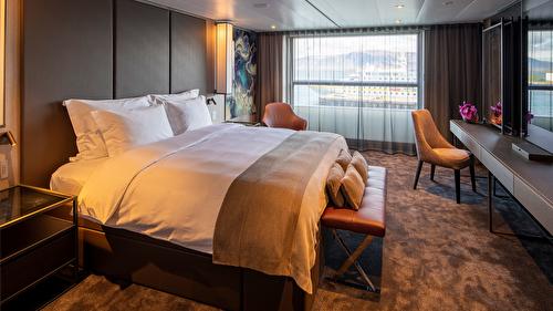 2-Bedroom Penthouse Suite
