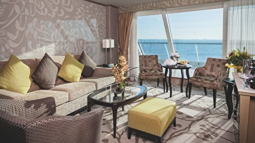 Grand Suite with Sea-View Terrace