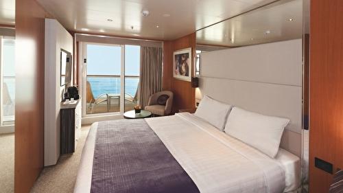 Junior Suites with Sea-View Balcony
