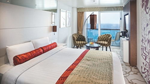 Wellness Junior Suite with Sea-View Balcony