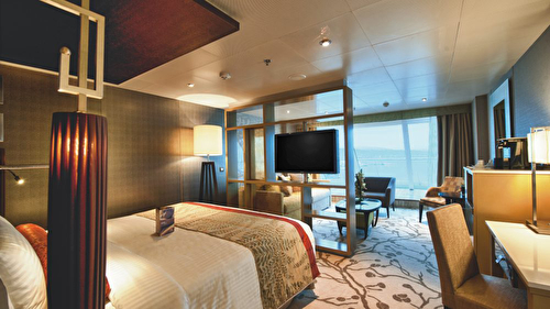 Wellness Suite with Sea-View Veranda