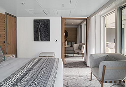Grand Deluxe Balcony Suite