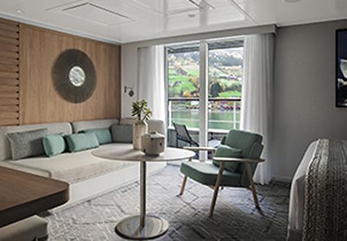 Privilege Balcony Suite