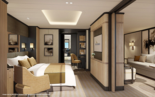 Family Sea View Suite