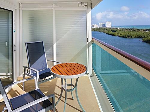 Spacious Ocean View Balcony
