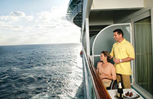 Spacious Ocean View Balcony Accessible