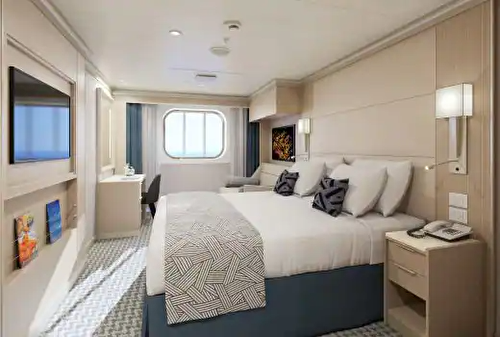 Spa Large Ocean View Stateroom