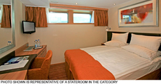 Deluxe Stateroom (Cat E)