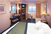 Large Ocean-view Stateroom (C)