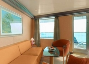 Panoramic suite with balcony (PS)