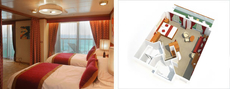 Suite with Balcony (AD)