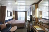 Balcony Stateroom - Guaranteed (X)