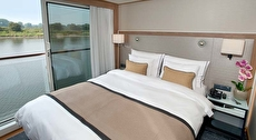 French Balcony Stateroom (C)