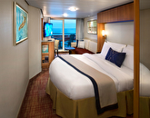 Deluxe Ocean View Stateroom with Veranda (Obstructed View)