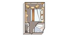 Deluxe Stateroom (EX)