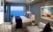 Edge Stateroom with Infinite Veranda