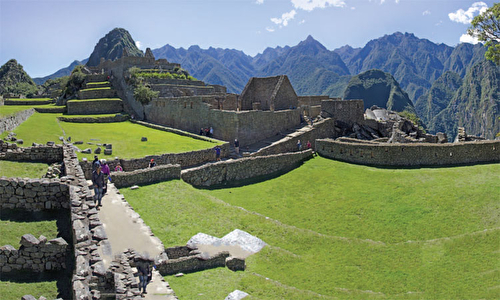 5★ Machu Picchu South America Passage
