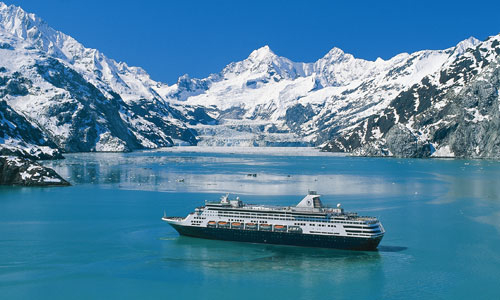 The Ultimate 5★ Alaskan Land & Sea Experience